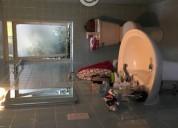 Excelente recámara baño propio tdos servicios frente wtc