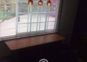 Excelente habitación amueblada cocineta y baño completos