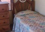 Renta excelente cuarto amueblado solo o compartir