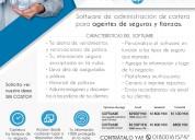 Software  para agentes de seguros