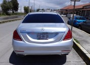 Mercedes benz clase s 2017 5400 kms