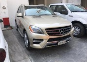 Mercedes benz ml-350 2013 53831 kms