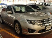 Ford fusion se luxury 2010 55000 kms