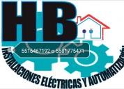 Hb instalaciones electricas