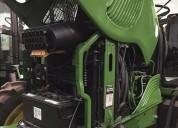 John deere 6420 tractor agricola