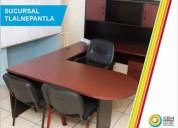 Renta de oficinas fÍsicas y virtuales  amoebladas