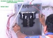 Electricista, instalaciones y reparaciones