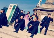Las mejores coreografias para xv aÑos- bailarines, chambelanes