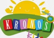 Kronos asesores en psicología ofrece regularización escolar y apoyo en tareas.