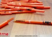 Plumas promocionales plumas personalizadas