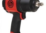 Pistola de impacto chicago pneumatic de 1/2