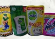 Jabon axion lavatrastes pega bolsitas en revistas !!!