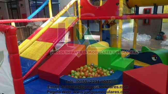 Fabricación, Diseño, Instalación, Mantenimiento y Venta de Juegos para interior y exterior