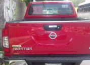 Nissan frontier 2016 109000 kms