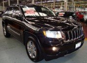 Jeep grand cherokee limited 2011 48000 kms