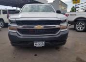 Chevrolet silverado 2500 2016 19654 kms