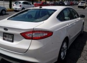 Ford fusion se nav 2013 60800 kms