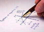 Asesorías para calculo diferencial itq.