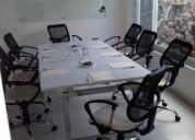 Emprende tus mejores proyectos con las mejores sala de juntas.