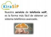 servicio de telefonÍa voip