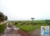 Se vende terreno en tlapala-chalco