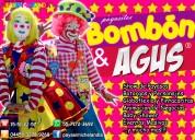 Show de payasos para la fiesta de tu peke - cdmx/edomex
