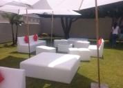 Camas lounge renta