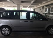 Dodge gran caravan se 2017 plata , automática 3.6 lts 6 cil, gris