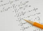 Asesorías para calculo integral itq.