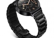 Huawei steel smartwatch link negro compatible android y ios