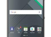 Blackberry dtek50 16gb negro nuevo