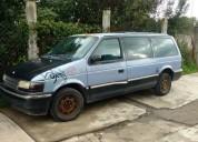 Chrysler voyager 1993 180000 kms