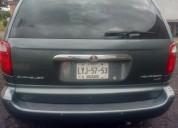 Chrysler grand voyager 2005 113000 kms