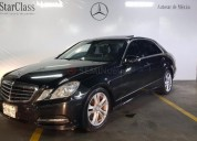 Mercedes benz e300 2011 61000 kms