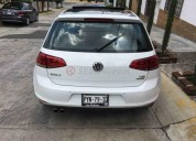 Volkswagen golf a7 2015 44000 kms