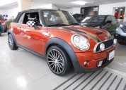 Mini cooper convertible 2011 59000 kms