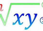 clases particulares de matemáticas para el itesm.