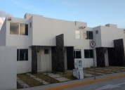 Gran venta de casas hermosas en zona residencial