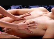 Estamos las 24 horas listas para darles los mejores masajes relajantes con lujuria en adara spa