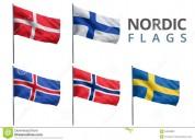 Interpretes traductores de noruego, sueco y danÉs