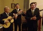Trío 0 cuarteto musical romántico cdmx