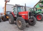 Tractor agricola massey ferguson 3630