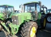 tractor agricola john deere 6600