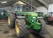 Tractor agricola john deere 4350 seminuevo