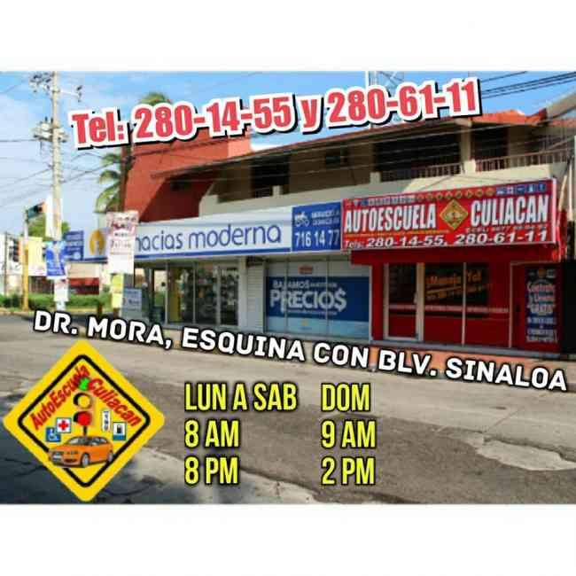 Autoescuela de manejo en Culiacan, Cursos con descuento