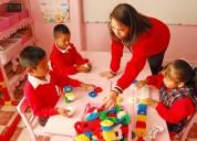 Asistente educativo con bachillerato y secundaria no escolarizados gratuitos
