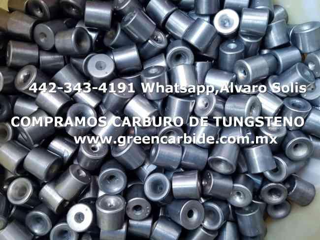COMPRA DE CARBURO DE TUNGSTENO EN SALTILLO, COAHUILA