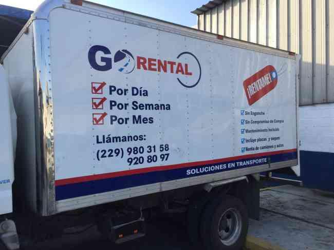 GO RENTAL- RENTA DE CAMIONES POR DIA