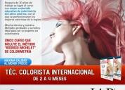 Curso de colorimetria internacional en puebla