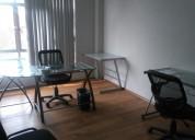 Oficina con servicios incluidos en renta en la cdmx-buenavista